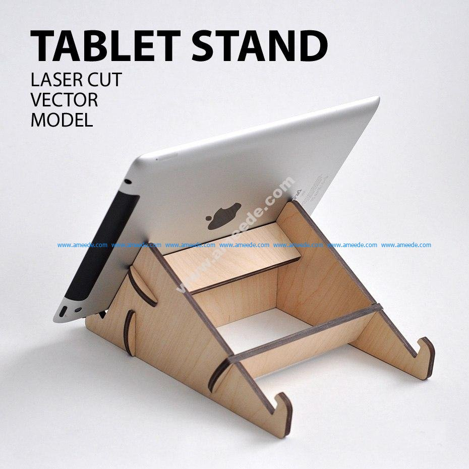 Tablet Stand Laser Cutter Project Plan