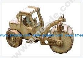 Tractor Compressor Roller