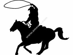 Vsadnik Cowboy Clip 1