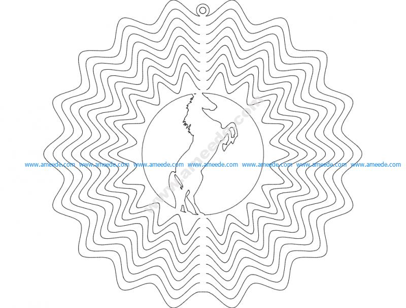 Wind Spinner 1