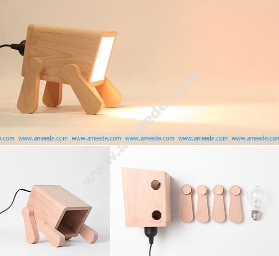 Wood Lamp Design Go Nature 9