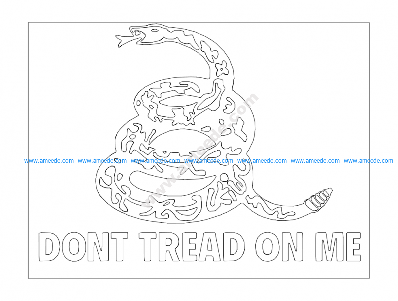 don't Tread On Me 2