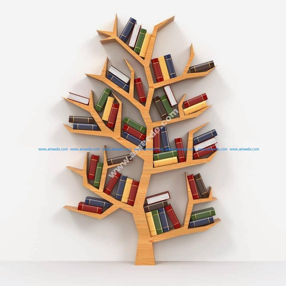 kitaplık (ağaç Modeli)