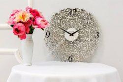 Stylish Ornament Clock