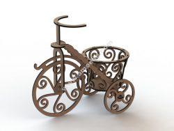 Bicicleta Pequena 3mm