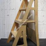 Chair stepladder