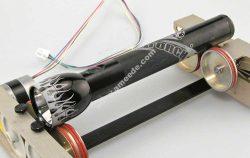 Fire Torch Mag-LITE Flashlight Engraving