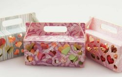 Laser-Cut Cardstock Candy & Trinket Boxes