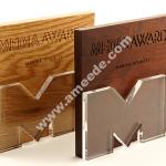 Laser Cut Custom Awards