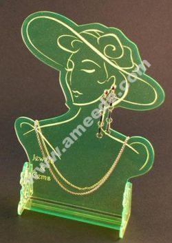 Laser Cutting an Acrylic Jewelry Holder