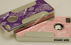 Laser Engraving Custom iPhone Cases
