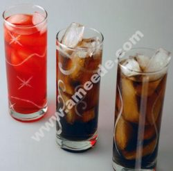Laser Etching High Ball Glasses