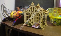 Tea house 3D Puzzle