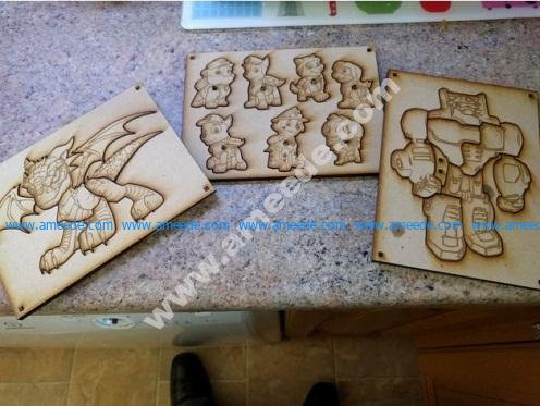 3 in 1 Kids Puzzles 2