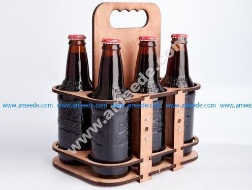 6 Packer - Designed for 5.4mm MDF