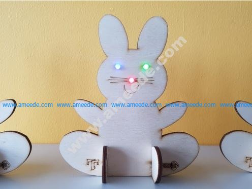 CRE8 Easter Bunny
