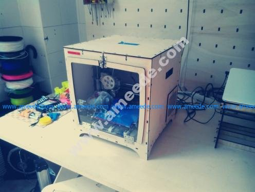 HIRIKIBOX - RepRap Prusa I3 printer lasercut box