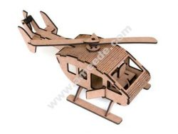 Helicopter M1 – 40 parts