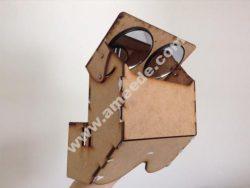 Lasercut Periscope Glasses