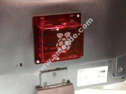 Raspberry Pi Acrylic SAFE