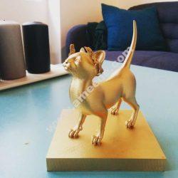 TROPHY – THE GOLDEN KITTENS