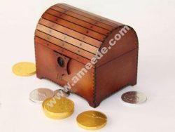 Treasure Chest with Lock