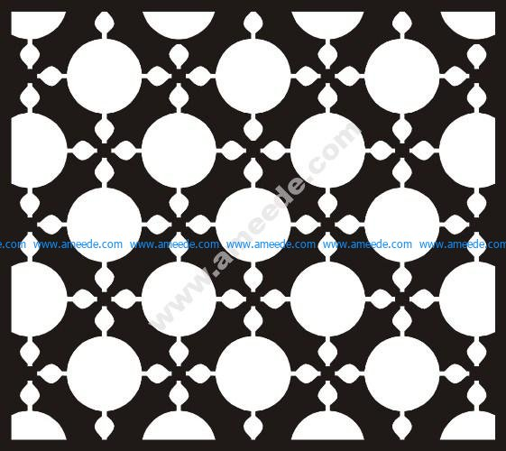 partition wall pattern