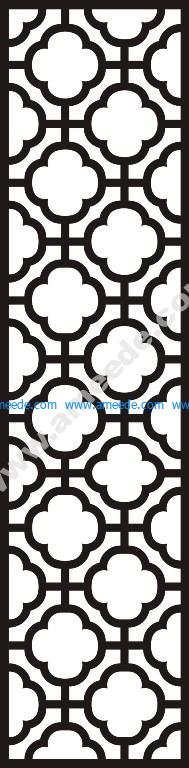 Flower new Chinese pattern