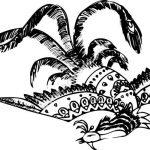 Phoenix  – Chinese classical Pattern