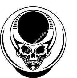 Alien-skull