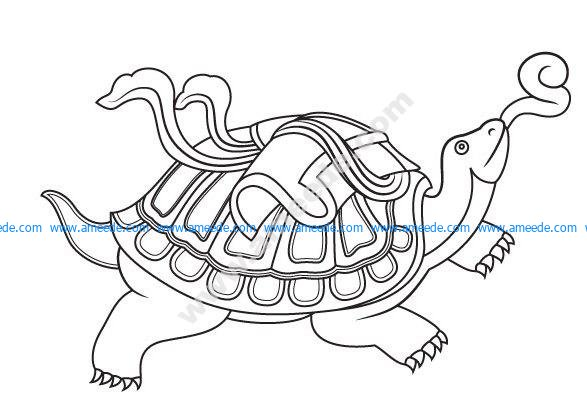 Ancient turtles