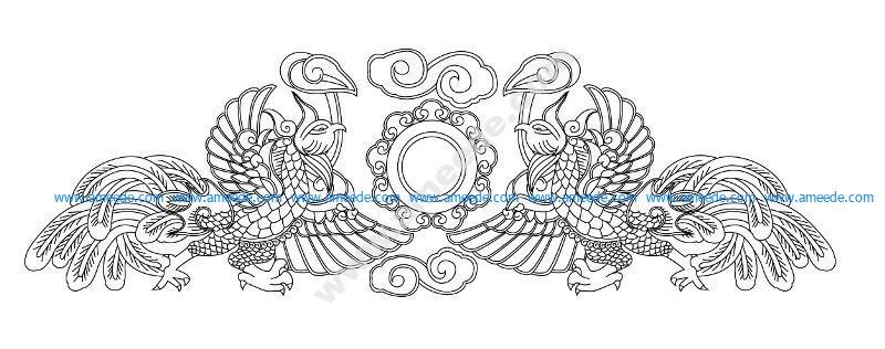 Double phoenix vector