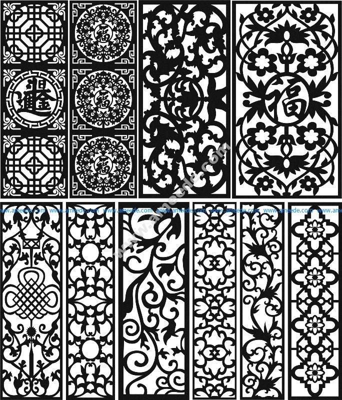 Separator Patterns