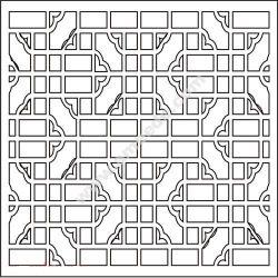 pattern vector cnc carvings 2D14