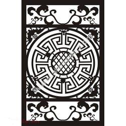 pattern vector cnc carvings 2D19