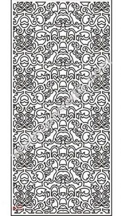 pattern vector cnc carvings 2D22
