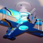Airplane Light Fixture