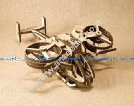 Avatar Scorpion Helicopter
