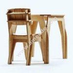 Bar Table Chair Laser Cut CNC