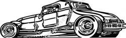 Camry supercar