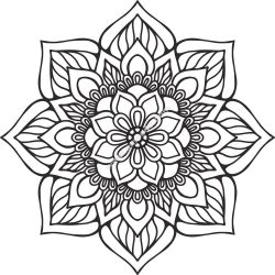 Mandala Indian EPS