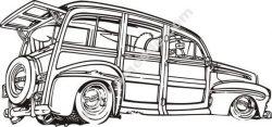 Terrain car