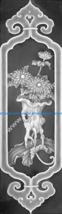 3D Grayscale Image 12 BMP