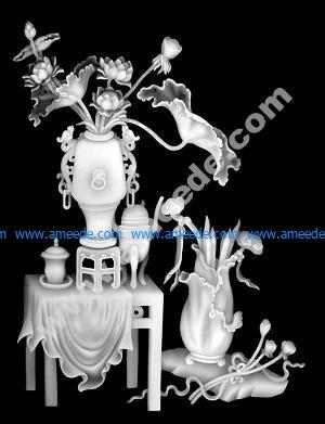 CNC Grayscale Image BMP