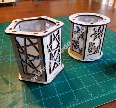 Candle Holder Lantern