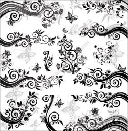 Fashion Floral Pattern