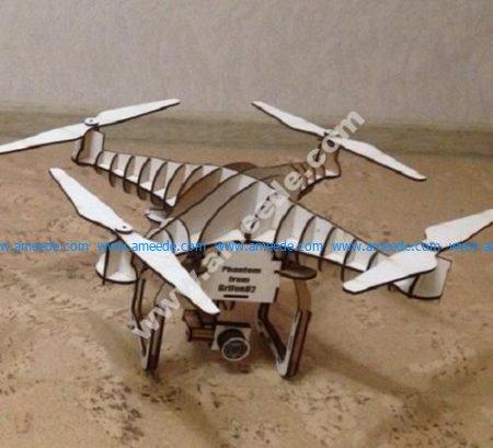 Rc plane laser cut