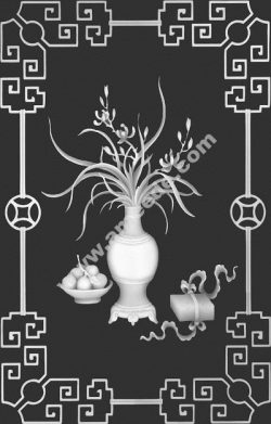 picture of orchid vase