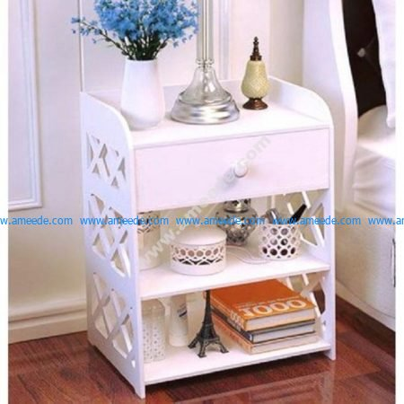59 Wooden Shelves Set