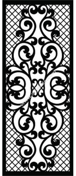 Decorative Screen Pattern 10
